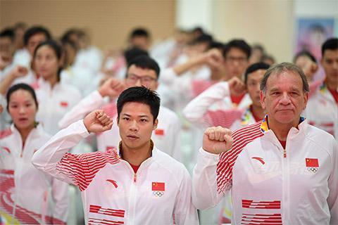 中国田径队亚运目标:金牌13枚以上,所有项目进前8