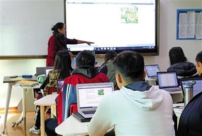 国际学校・中考后 外语能力是一道门槛