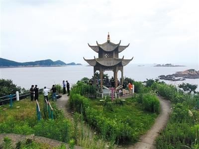 象山500余人海陆搜寻杭州失联女童
