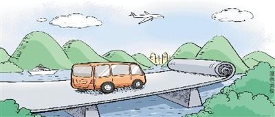 70年:一个巴蜀县城的交通巨变